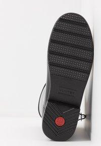 Hunter - ORIGINAL REFINED SHORT GLOSS - Wellies - black - 6