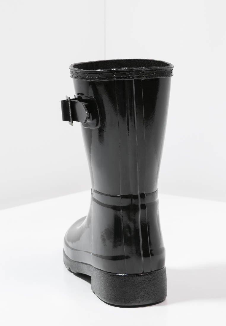 GLOSSBottes SHORT caoutchouc ORIGINAL REFINED black Hunter en RL53Aj4