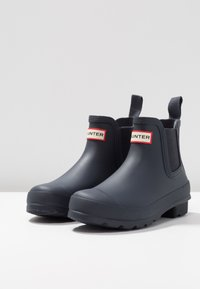 Hunter - ORIGINAL CHELSEA  - Botas de agua - navy - 4