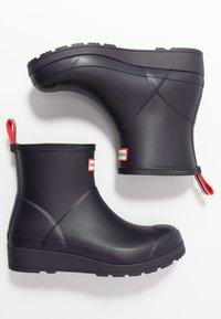 Hunter ORIGINAL - ORIGINAL PLAY BOOT SHORT - Wellies - kombu - 3