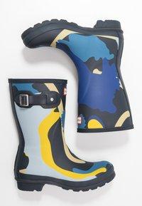 Hunter - WOMENS ORIGINAL SHORTSLUG BOOTS - Gummistövlar - nori - 3