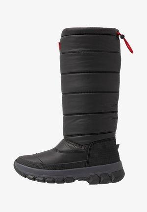 WOMEN'S ORIGINAL INSULATED TALL - Winter boots - black