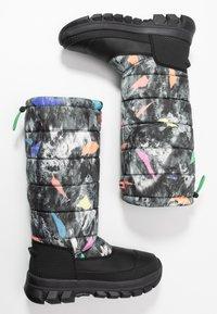 Hunter ORIGINAL - WOMEN'S ORIGINAL INSULATED TALL - Winter boots - storm - 3