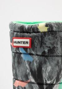 Hunter ORIGINAL - WOMEN'S ORIGINAL INSULATED TALL - Winter boots - storm - 2