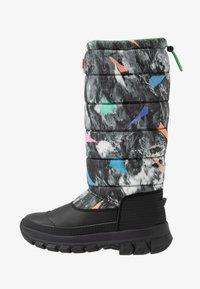 Hunter ORIGINAL - WOMEN'S ORIGINAL INSULATED TALL - Winter boots - storm - 1