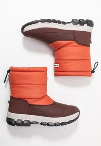 Hunter ORIGINAL - ORIGINAL INSULATED SHORT - Winter boots - siren