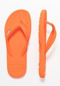 Hunter ORIGINAL - ORIGINAL  - Pool shoes - orange - 3