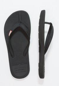 Hunter ORIGINAL - ORIGINAL  - Pool shoes - black - 3