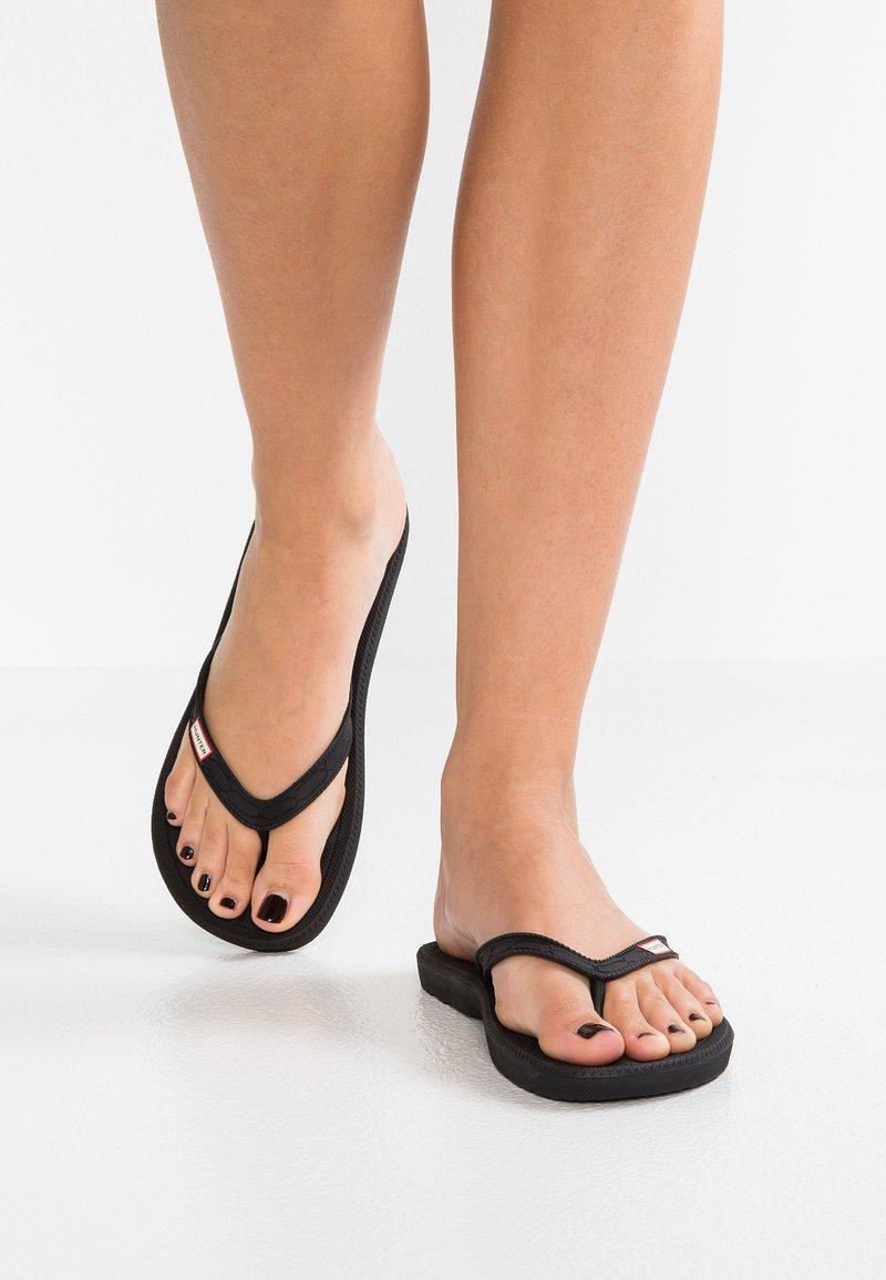 Hunter ORIGINAL - ORIGINAL  - Pool shoes - black