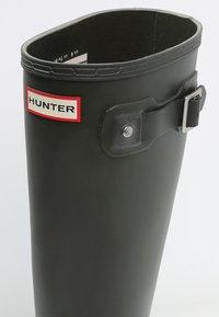Hunter - ORIGINAL TALL - Wellies - dark olive - 5