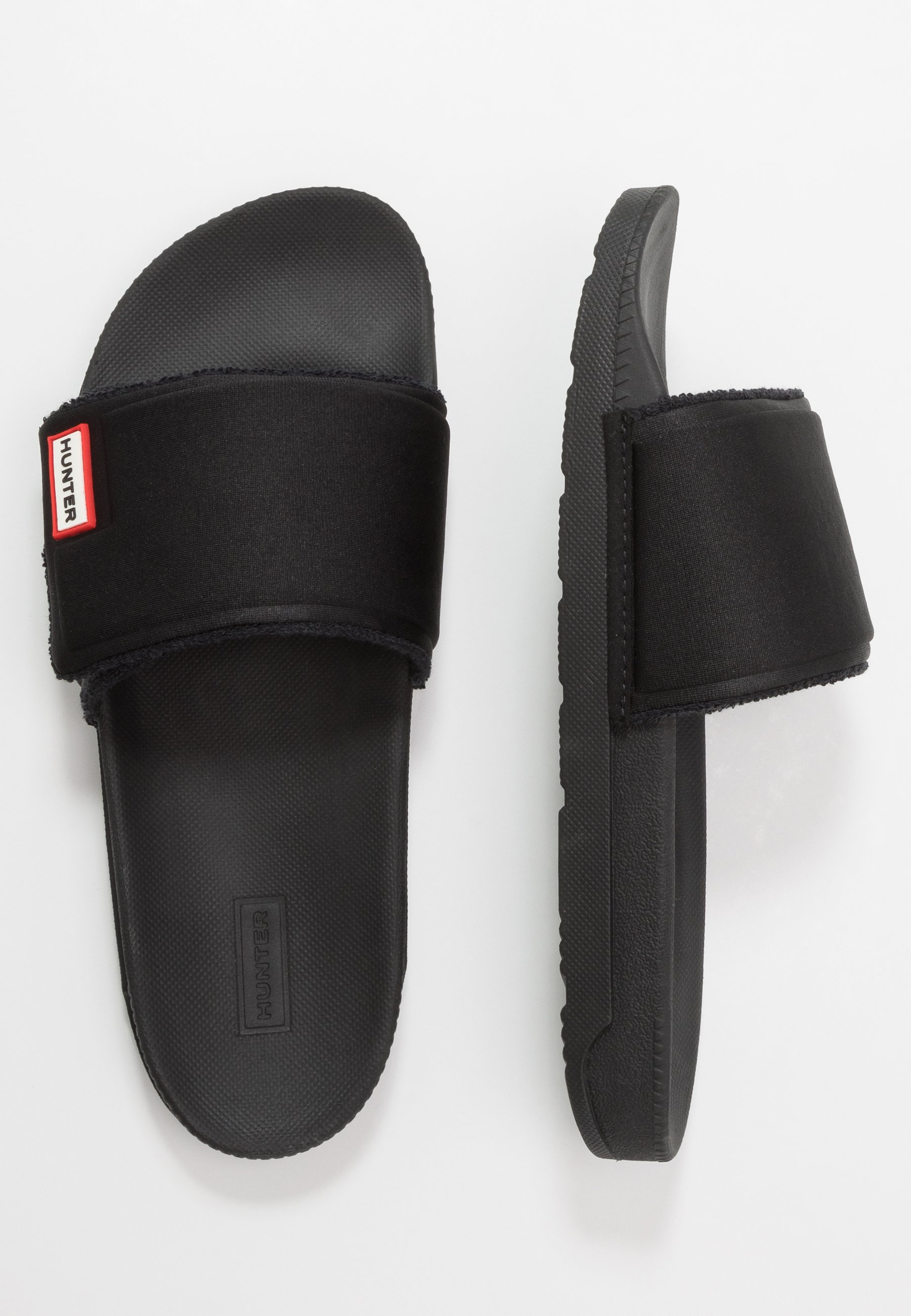 MENS ORIGINAL ADJUSTABLE SLIDE Slip ins black
