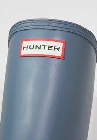 Hunter ORIGINAL - MENS ORIGINAL PLAY BOOT SHORT - Wellies - gull grey - 5