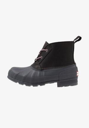 MENS ORIGINAL PAC SHORT - Lace-up ankle boots - black/luna