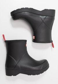 Hunter ORIGINAL - MENS ORIGINAL PLAY BOOT SHORT - Wellies - black - 1