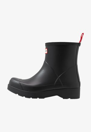 MENS ORIGINAL PLAY BOOT SHORT - Wellies - black