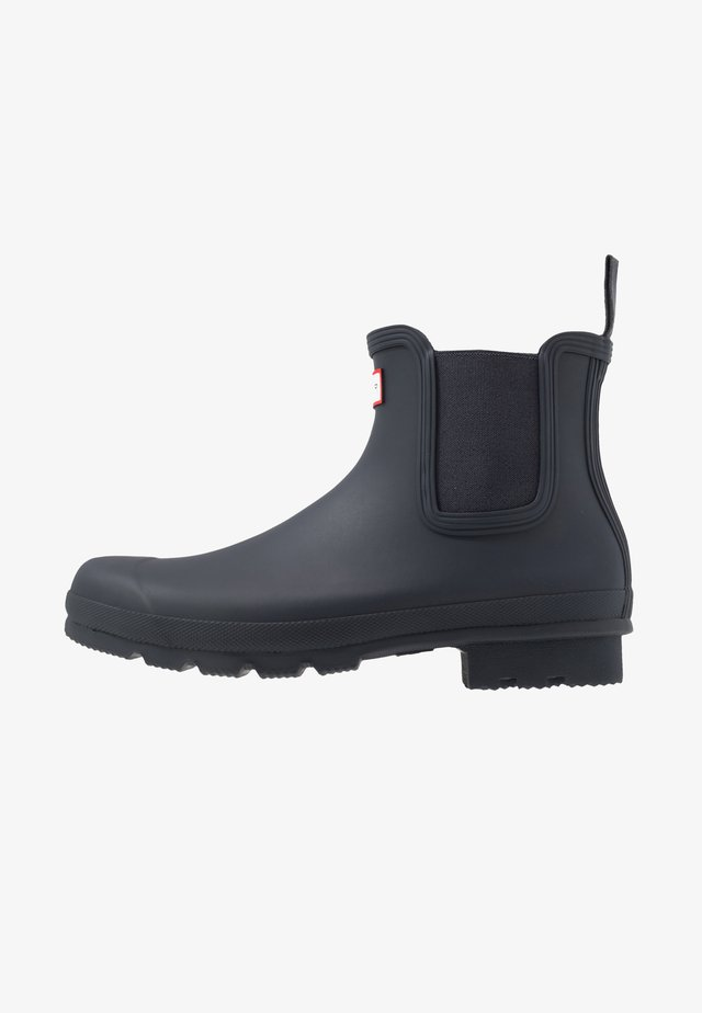 MENS ORIGINAL CHELSEA - Wellies - navy