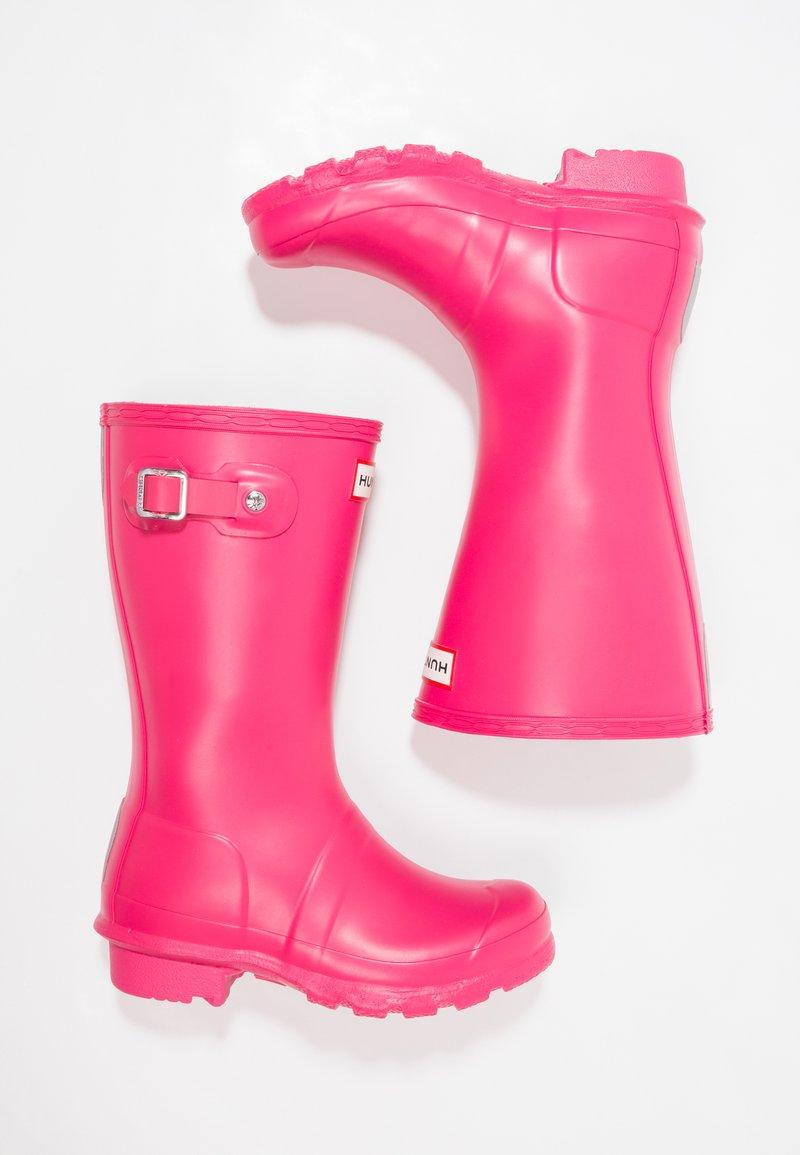 Hunter - ORIGINAL - Gummistövlar - bright pink