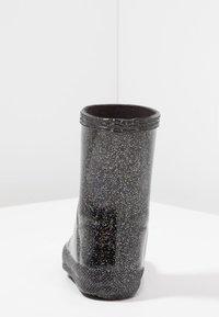 Hunter ORIGINAL - KIDS FIRST CLASSIC STARCLOUD - Botas de agua - black/multicolor - 4