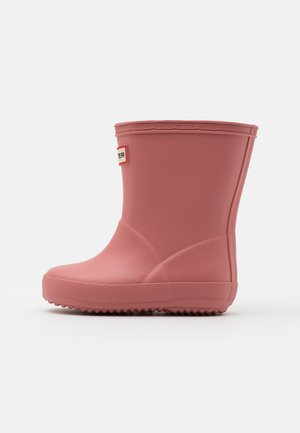 KIDS FIRST CLASSIC - Wellies - hibiscus pink