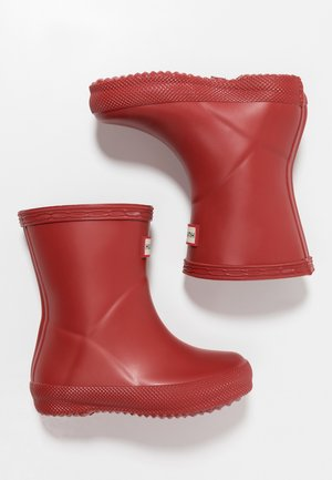 KIDS FIRST CLASSIC - Botas de agua - military red