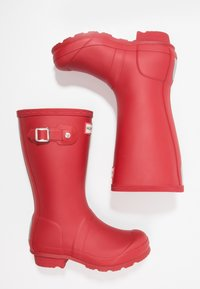Hunter ORIGINAL - ORIGINAL KIDS - Wellies - military red - 1