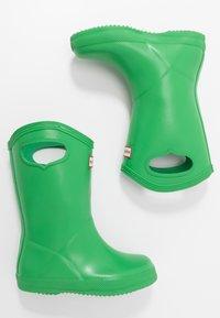Hunter - KIDS FIRST CLASSIC PULL-ON - Stivali di gomma - green - 0