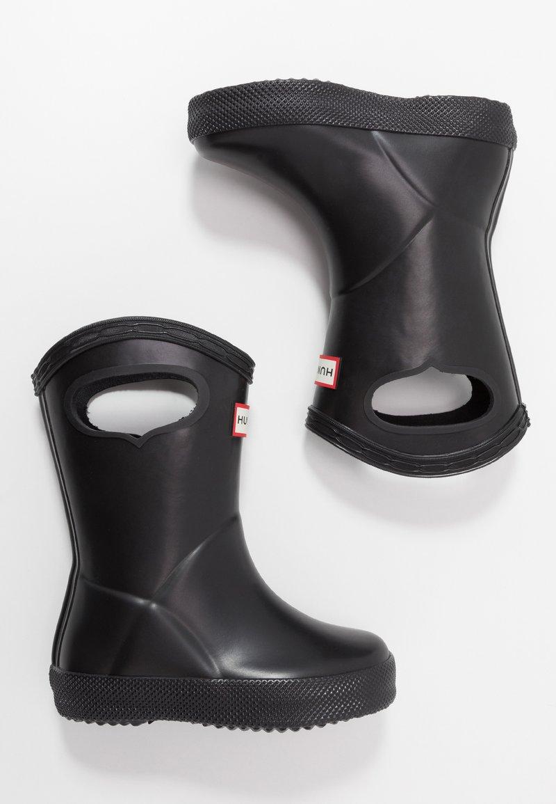 Hunter - KIDS FIRST CLASSIC PULL-ON - Gummistövlar - black