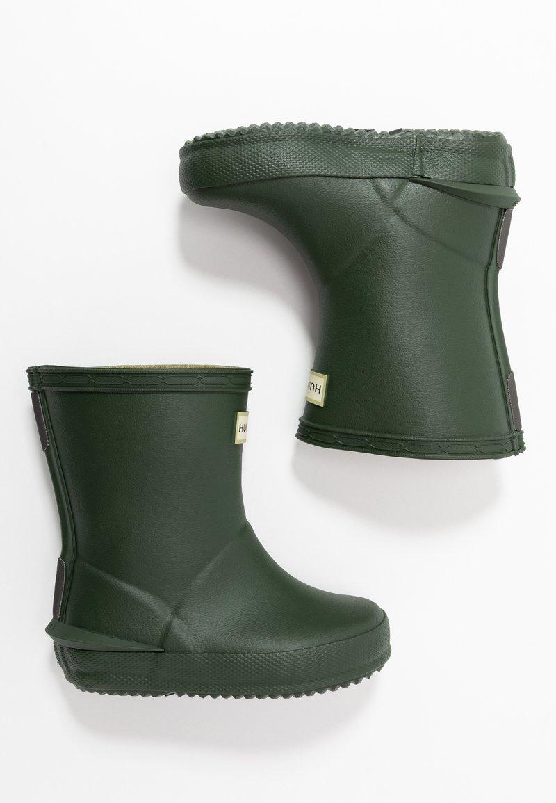 Hunter - KIDS FIRST NORRIS - Botas de agua - vintage green