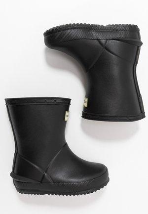 KIDS FIRST NORRIS - Stivali di gomma - black