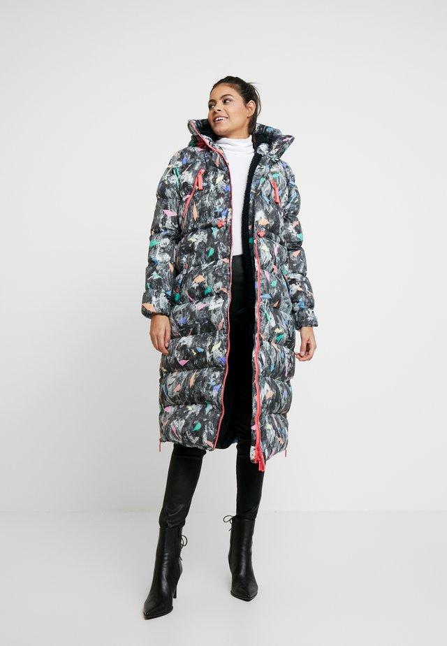 WOMENS ORIGINAL LONG PUFFER COAT - Winter coat - apricot