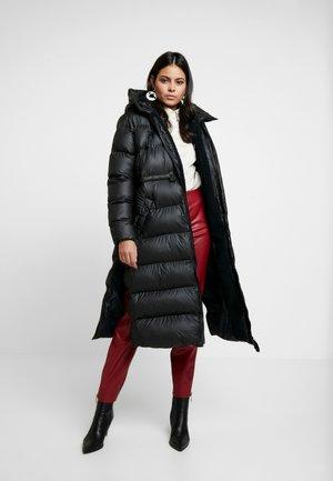 WOMENS ORIGINAL PUFFER COAT - Vinterkåpe / -frakk - black