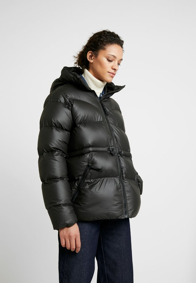 WOMENS ORIGINAL ALINE PUFFER - Zimní bunda - black