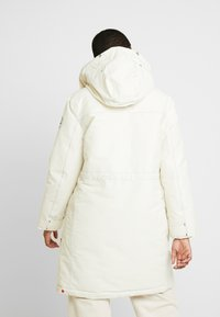 Hunter ORIGINAL - WOMENS ORIGINAL INSULATED - Winter coat - white - 3