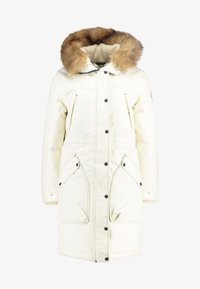 Hunter ORIGINAL - WOMENS ORIGINAL INSULATED - Winter coat - white - 5