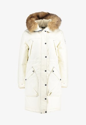 WOMENS ORIGINAL INSULATED - Winter coat - white