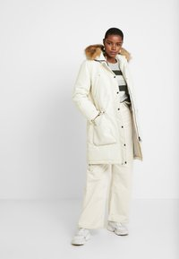 Hunter ORIGINAL - WOMENS ORIGINAL INSULATED - Winter coat - white - 1