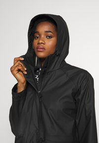 Hunter - WOMENS ORIGINAL LIGHTWEIGHT - Parka - black - 3