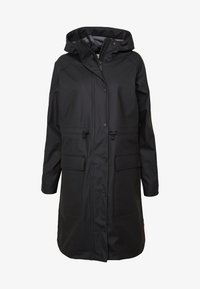 Hunter - WOMENS ORIGINAL LIGHTWEIGHT - Parka - black - 5