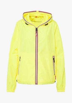 WOMENS ORIGINAL SHELL JACKET - Waterproof jacket - yellow