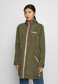 Hunter - ORIGINAL PARKA - Parka - olive - 0