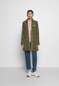 Hunter - ORIGINAL PARKA - Parka - olive - 1