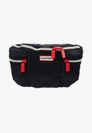 ORIGINAL NYLON BUMBAG - Sac banane - black