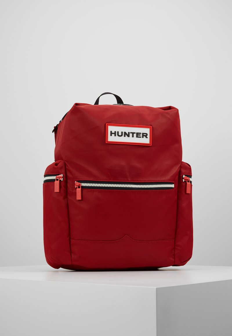 Hunter - TOPCLIP BACKPACK - Batoh - military red