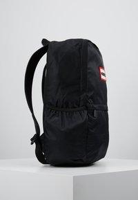 Hunter - ORIGINAL LARGE BACKPACK - Plecak - black - 3