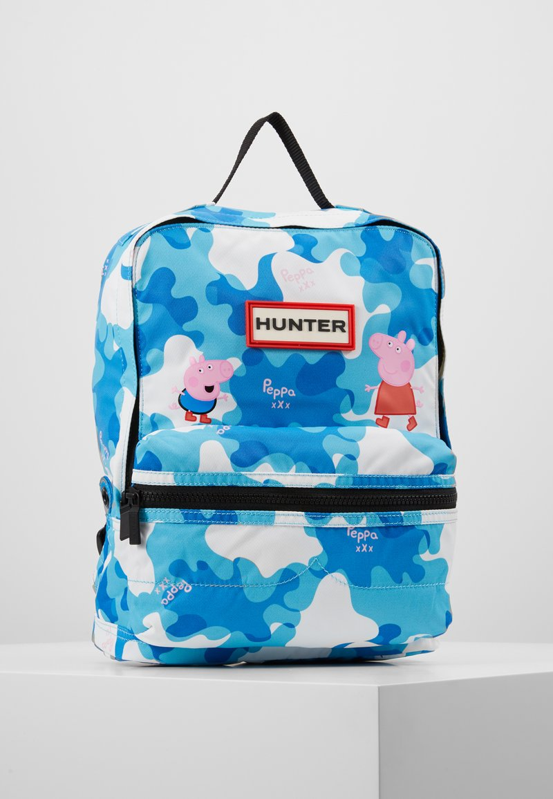 Hunter - KIDS PEPPA MUDDY PUDDLES BACKPACK - Zaino - forget me not