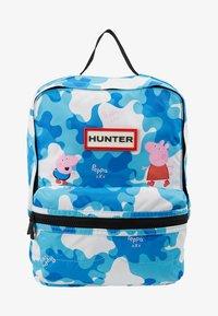 Hunter - KIDS PEPPA MUDDY PUDDLES BACKPACK - Zaino - forget me not - 1