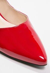 Högl - Ballerinat - red - 2