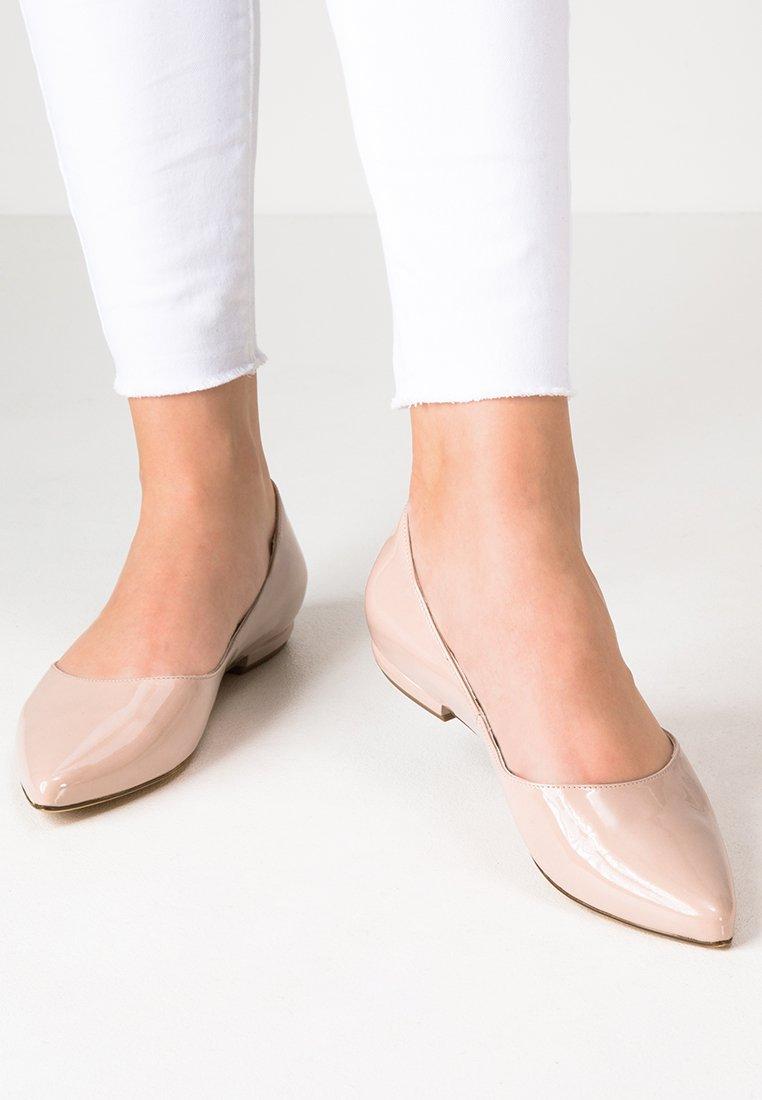 Högl - Ballet pumps - nude