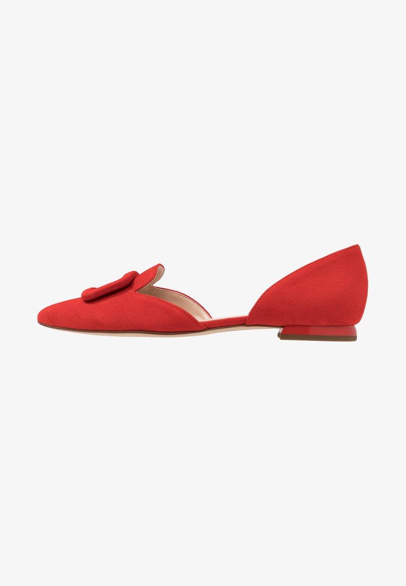 Högl - Ballet pumps - scarlet