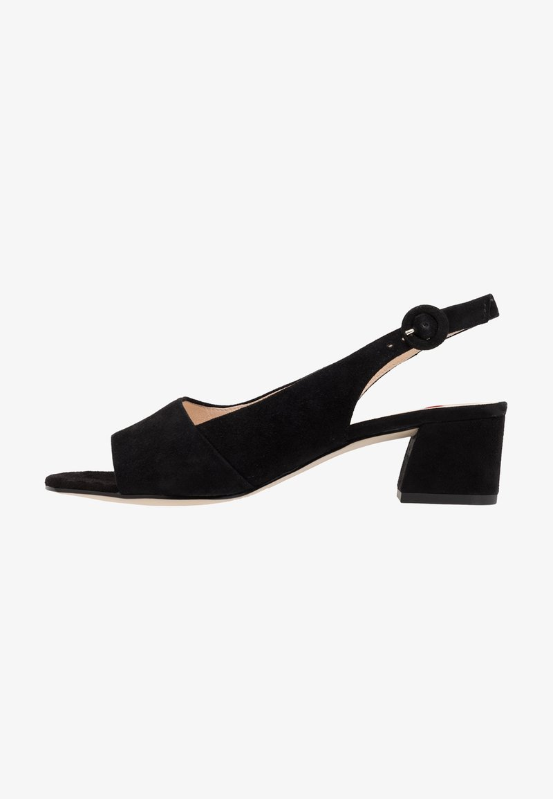 Högl - Sandals - schwarz